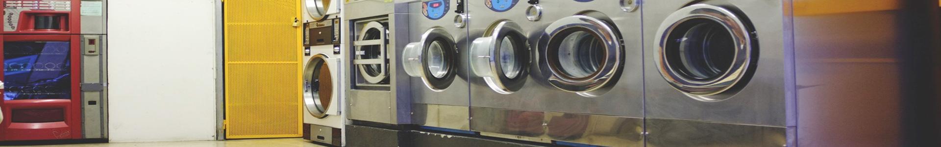 洗衣设备 Banner